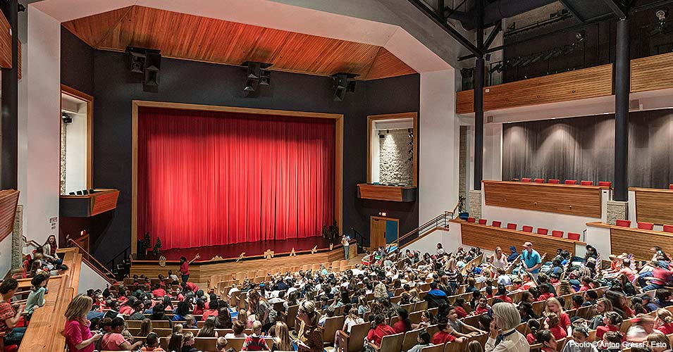 Broward Center For The Performing Arts Amaturo Theater